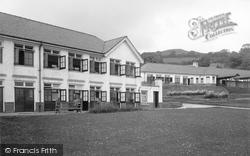 Denbigh, Block 6, North Wales Sanatorium c.1935