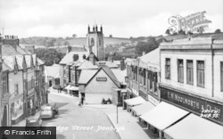 Denbigh, Bridge Street c.1955