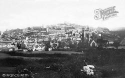 Denbigh, c.1885