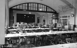 Denbigh, Dining Room, North Wales Sanatorium c.1935