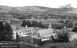 Denbigh, Howell's School c.1955