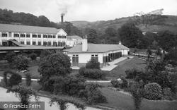 Denbigh, Medical Block, North Wales Sanatorium c.1935