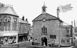 Denbigh, Old Town Hall c.1960