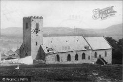 Denbigh, St Hilary's Church 1888