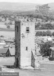 Denbigh, The Tower c.1960