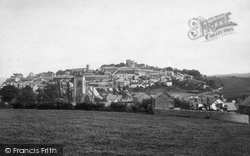 Denbigh, The Town 1888