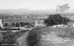 Denbigh, Vale Of Clwyd 1891