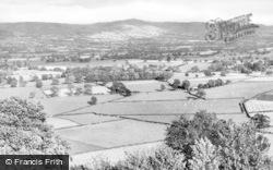 Denbigh, Vale Of Clwyd c.1960