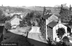 Denby Dale, Bank Lane c.1955