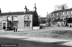 Denby Dale, Cumberworth Road c.1955