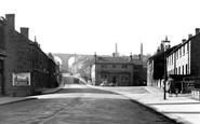 Denby Dale, High Street c1955