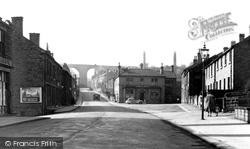 Denby Dale, High Street c.1955