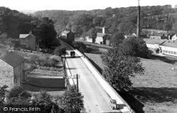 Denby Dale, The Village c.1955