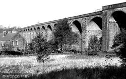 Denby Dale, Viaduct c.1955