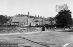 Denby Dale, Wakefield Road c.1955