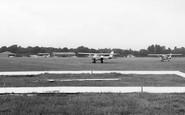 Denham, the Airfield c1965