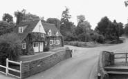 Denham, the Village c1965