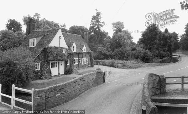 Photo of Denham, the Village c1965