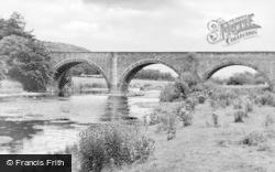 Bridge c.1935, Denholm