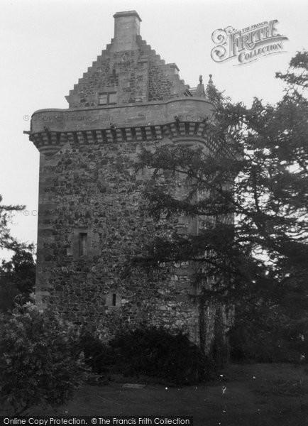 Photo of Denholm, Fatlips Tower 1951
