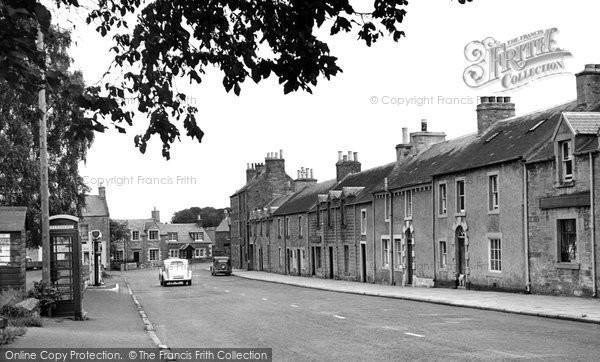 Photo of Denholm, The Village 1952