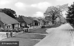Denmead, Anmore Road c.1960