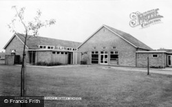 Denmead, County Primary School c.1960