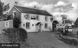 Denmead, The Fox And Hounds c.1960