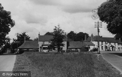 Denmead, The Green c.1960