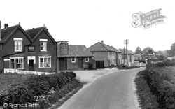 Denmead, The Harvest Home c.1960