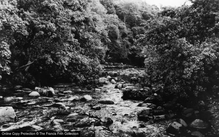 Photo of Denny, Carron Glen c.1950