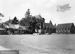 Denstone, St Chad's College c.1955