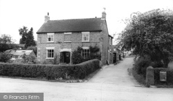 Denstone, The Post Office c.1965