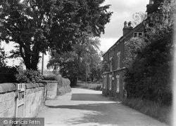 Denstone, The Royal Oak c.1955