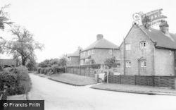 Denstone, The Village c.1965