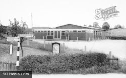 Denstone, The Village Hall c.1965