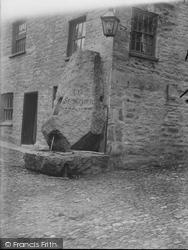 Adam Sedgwick's Memorial c.1900, Dent
