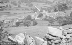 General View 1924, Dent
