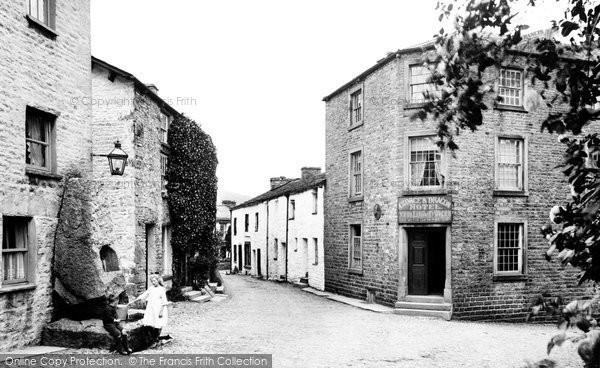 Dent, Main Street 1924