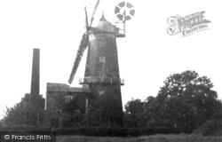 The Mill c.1920, Denver