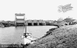 The Sluice c.1955, Denver