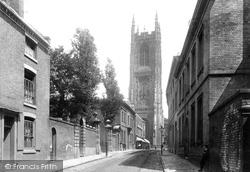 All Saints' Church 1896, Derby