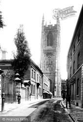 All Saints Church 1896, Derby