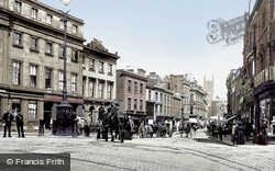 Cornmarket 1896, Derby