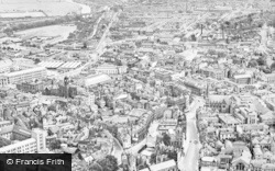 Derby, From The Air c.1955