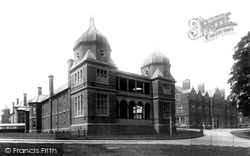 Derby, Infirmary 1896