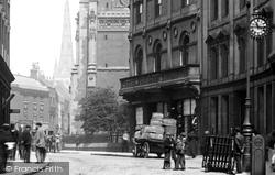 Iron Gate 1896, Derby