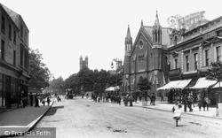 London Road 1896, Derby