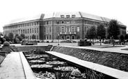 Derby, Riverside Gardens c1955
