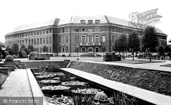 Riverside Gardens c.1955, Derby